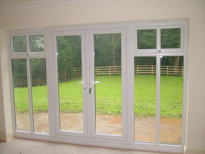 French doors milton keynes double glazing buckinghamshire for Double glazed french doors