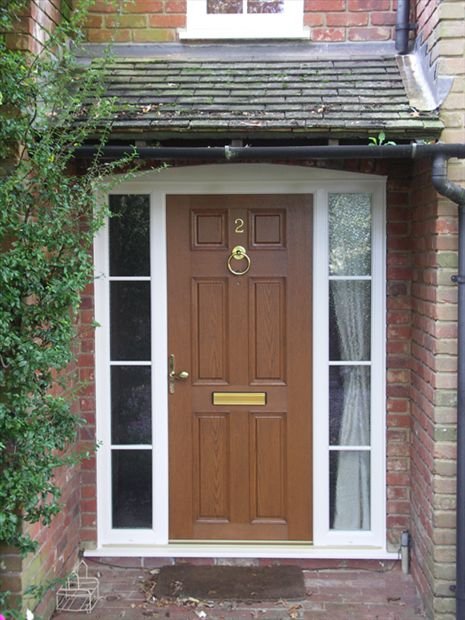 Residential doors in Milton Keynes Click thumbnail to see full preview\u2026 & Front \u0026 Entrance Doors Milton Keynes - Double Glazing Buckinghamshire