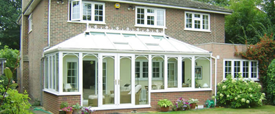 Georgian Conservatories milton keynes