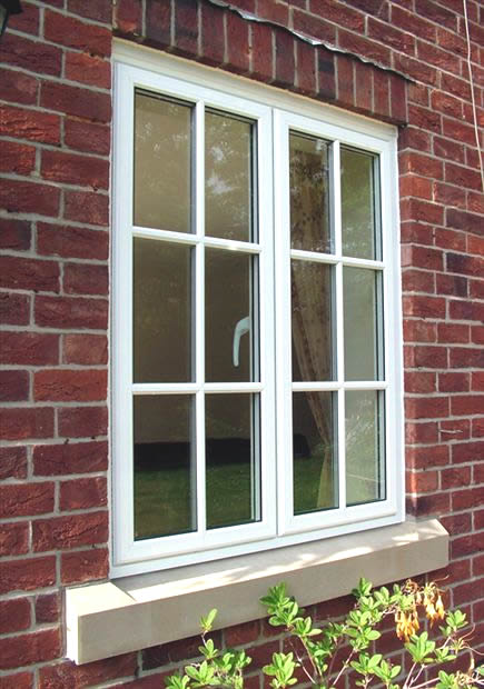 Georgian windows milton keynes double glazing for Window design new style