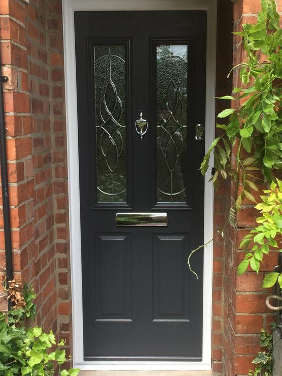 Double Glazed Sash Windows Amp Composite Front Door In