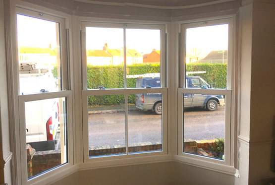 Sliding Sash Windows, Wolverton, Milton Keynes
