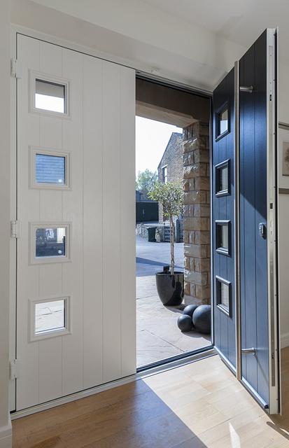 Solidor composite doors milton keynes double glazing for Composite double glazed doors